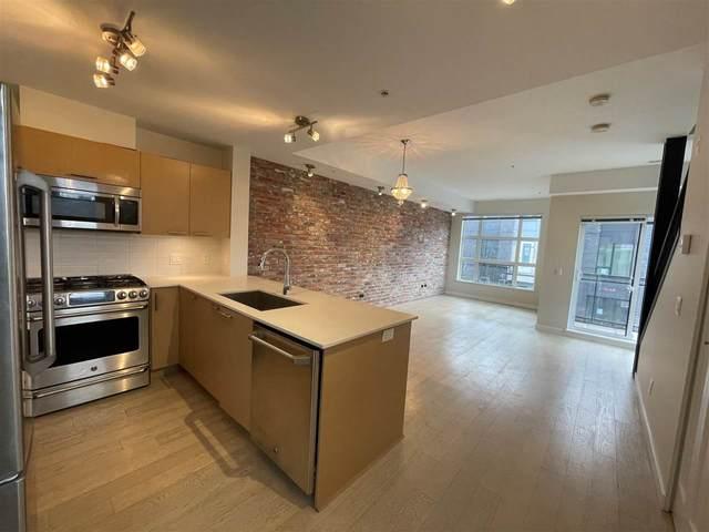 95 Moody Street #336, Port Moody, BC V3H 0H2 (#R2547872) :: 604 Home Group