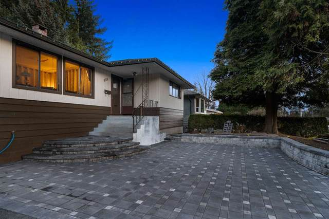 838 Dundonald Drive, Port Moody, BC V3H 1B7 (#R2554927) :: Initia Real Estate