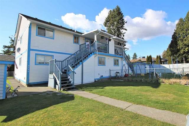 8742 152 Street, Surrey, BC V3S 3N2 (#R2554937) :: Macdonald Realty