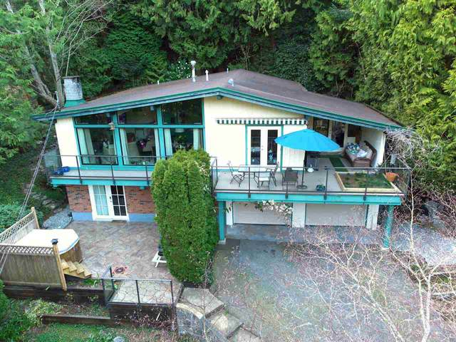 6935 Marine Drive, West Vancouver, BC V7W 2T4 (#R2557768) :: 604 Realty Group