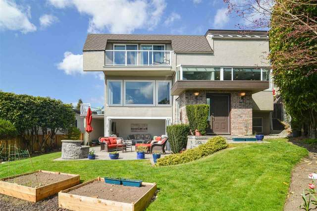 14451 Magdalen Crescent, White Rock, BC V4B 2W1 (#R2560213) :: RE/MAX City Realty