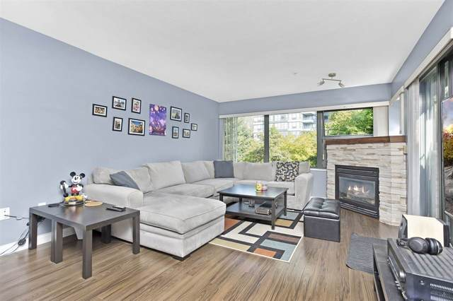 260 Newport Drive #411, Port Moody, BC V3H 5C6 (#R2561906) :: Ben D'Ovidio Personal Real Estate Corporation | Sutton Centre Realty