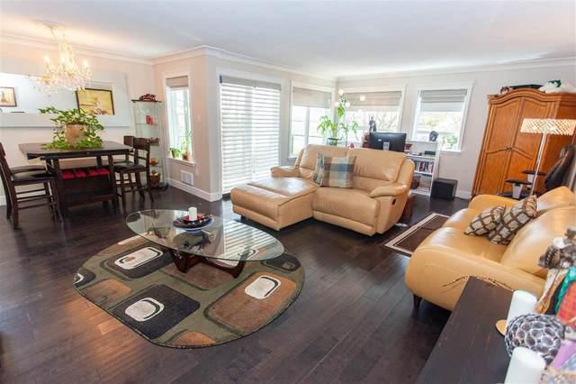 820 Habgood Street #103, White Rock, BC V4B 4W3 (#R2562395) :: Macdonald Realty