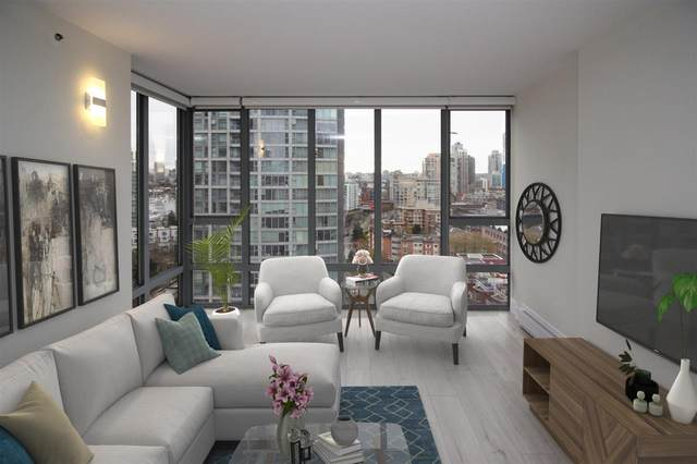 950 Cambie Street #1603, Vancouver, BC V6B 5X5 (#R2563970) :: Initia Real Estate