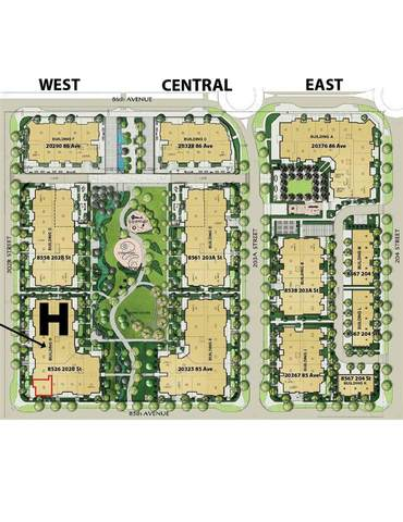 8526 202B Street #614, Langley, BC V2Y 3L5 (#R2567546) :: RE/MAX City Realty