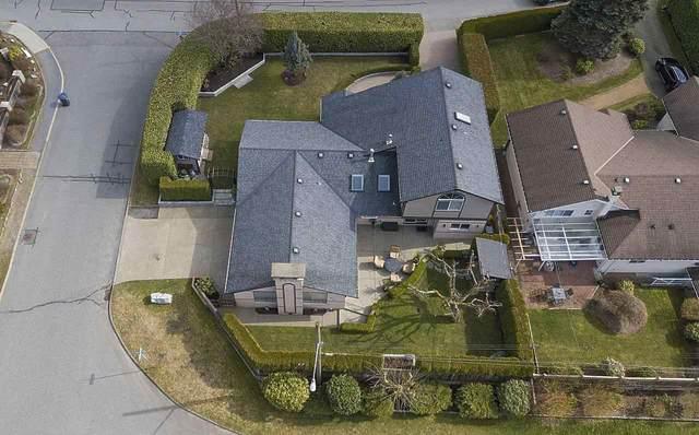 4445 Highland Boulevard, North Vancouver, BC V7R 3A1 (#R2575236) :: Premiere Property Marketing Team