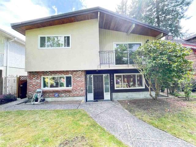 3242 W 29TH Avenue, Vancouver, BC V6L 1Y6 (#R2575858) :: Premiere Property Marketing Team