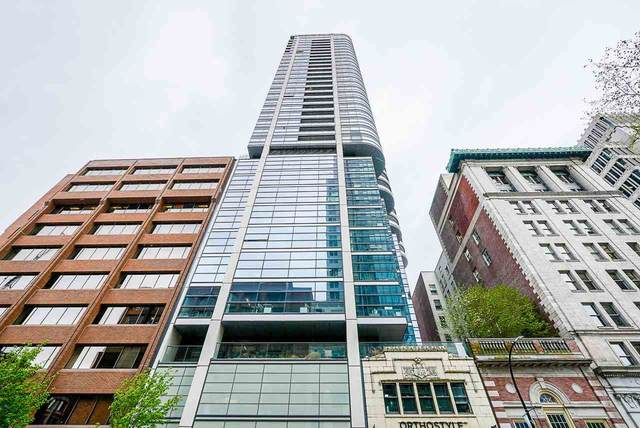 838 W Hastings Street #3006, Vancouver, BC V6C 0A6 (#R2577169) :: Initia Real Estate