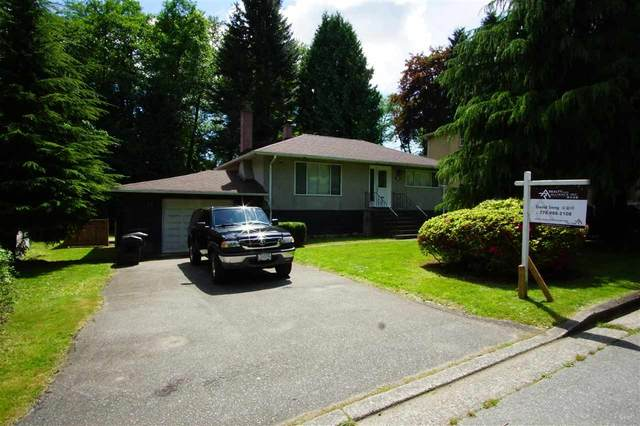 4286 Alderwood Crescent, Burnaby, BC V5G 2G8 (#R2578511) :: 604 Realty Group
