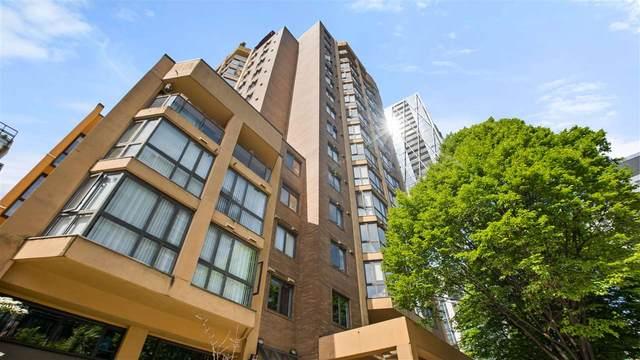 488 Helmcken Street #902, Vancouver, BC V6B 6E4 (#R2580048) :: 604 Home Group