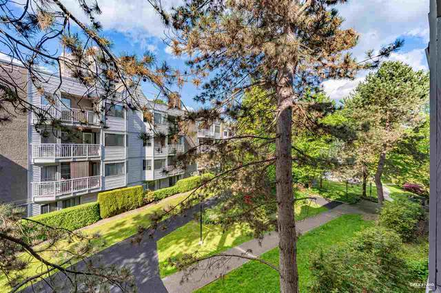 9890 NE Manchester Drive #407, Burnaby, BC V3N 4R4 (#R2580846) :: Ben D'Ovidio Personal Real Estate Corporation | Sutton Centre Realty
