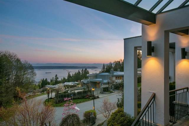 1603 Pinecrest Drive, West Vancouver, BC V7S 3H3 (#R2583064) :: 604 Home Group