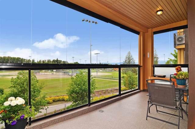8258 207A Street #302, Langley, BC V2Y 0N3 (#R2583905) :: Homes Fraser Valley