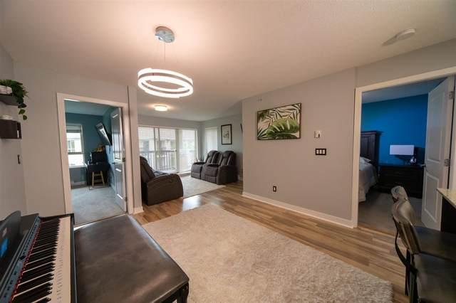 8915 202 Street #424, Langley, BC V1M 0B5 (#R2584380) :: Premiere Property Marketing Team
