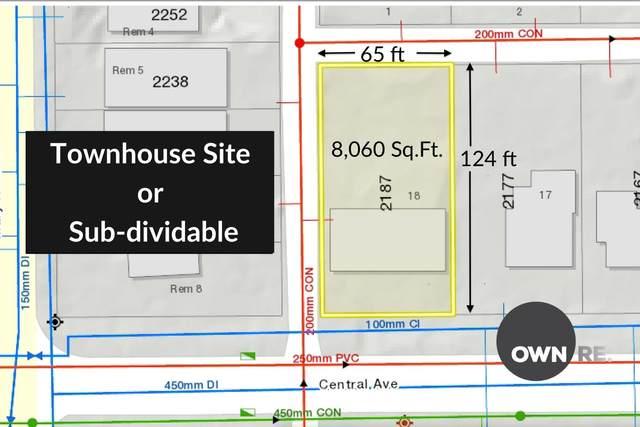 2187 Central Avenue, Port Coquitlam, BC V3C 1V4 (#R2584921) :: Ben D'Ovidio Personal Real Estate Corporation   Sutton Centre Realty