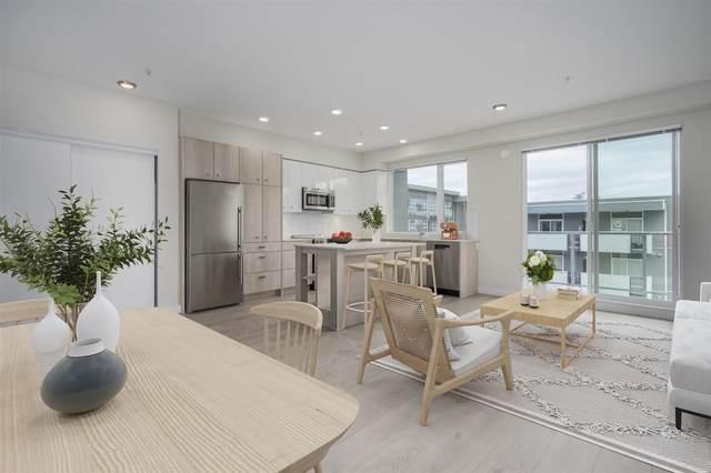 10838 Whalley Boulevard #420, Surrey, BC V3T 2K5 (#R2585834) :: Premiere Property Marketing Team