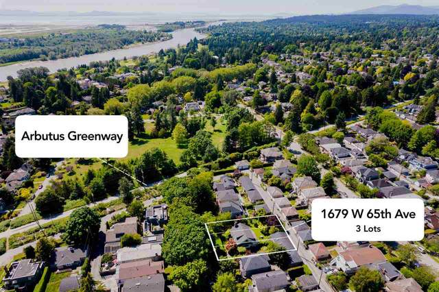 1679 W 65TH Avenue, Vancouver, BC V6P 2R2 (#R2586146) :: 604 Home Group