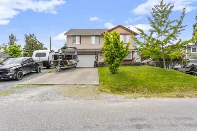 35687 Moore Avenue, Mission, BC V2V 7L6 (#R2588697) :: Ben D'Ovidio Personal Real Estate Corporation | Sutton Centre Realty