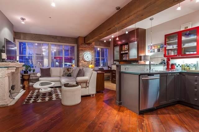 1178 Hamilton Street #205, Vancouver, BC V6B 2S2 (#R2588783) :: 604 Home Group