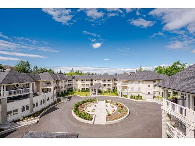 22022 49 Avenue #401, Langley, BC V3A 3R9 (#R2591248) :: Premiere Property Marketing Team