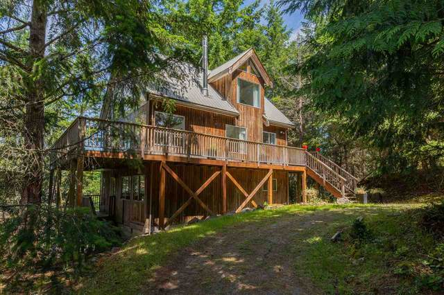 558 Dinner Bay Road, Mayne Island, BC V0N 2J2 (#R2592508) :: Ben D'Ovidio Personal Real Estate Corporation | Sutton Centre Realty