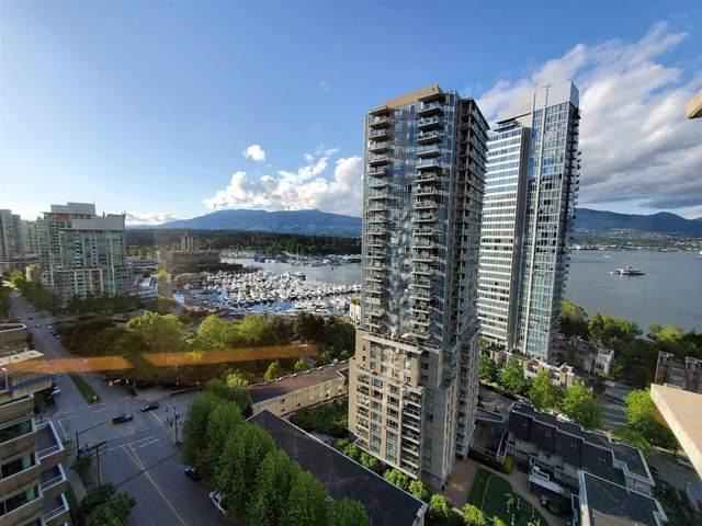 1228 W Hastings Street #1702, Vancouver, BC V6E 4S6 (#R2593521) :: Initia Real Estate