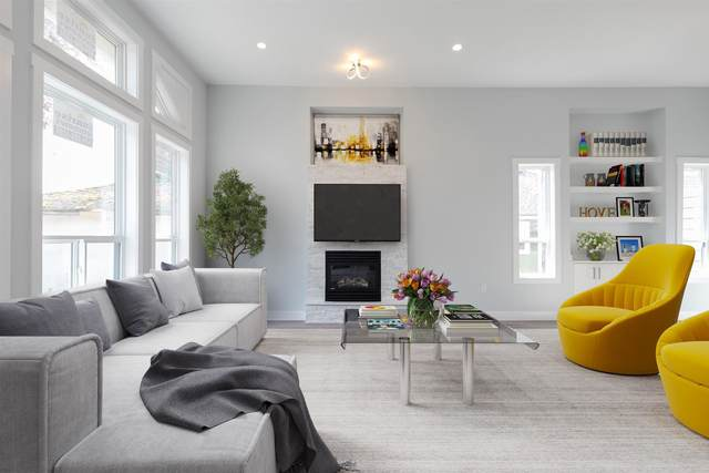 2272 Pitt River Road, Port Coquitlam, BC V3C 1R6 (#R2594978) :: Initia Real Estate