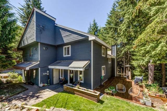 3421 Panorama Ridge, Whistler, BC V8B 0B8 (#R2596067) :: Ben D'Ovidio Personal Real Estate Corporation   Sutton Centre Realty