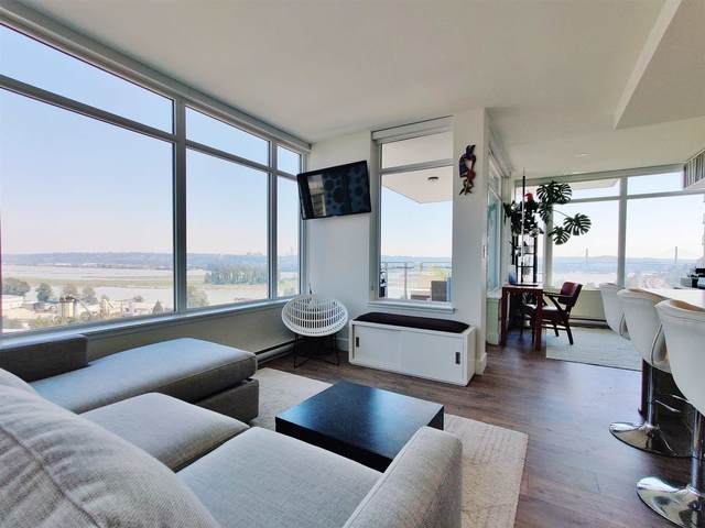258 Nelson's Court #1108, New Westminster, BC V3L 0J9 (#R2598893) :: Initia Real Estate