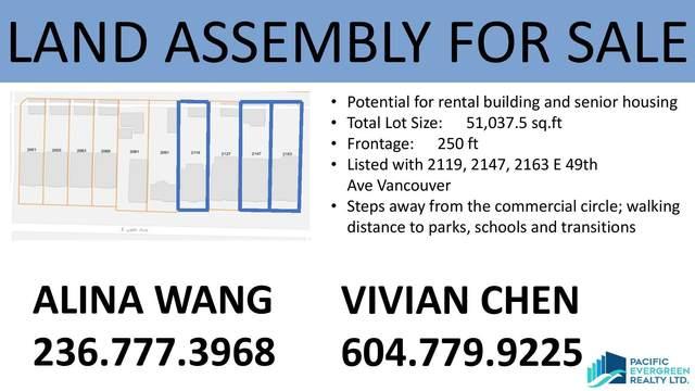 2163 E 49TH Avenue, Vancouver, BC V5P 1T6 (#R2599302) :: Initia Real Estate