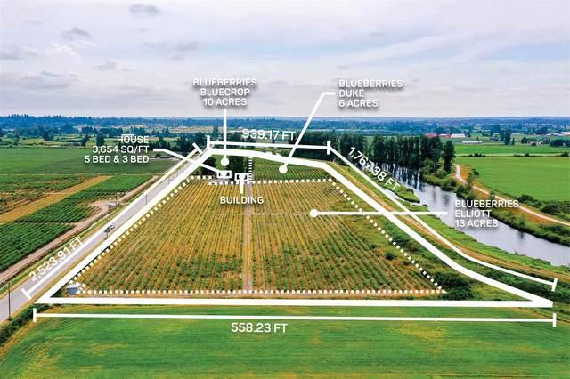 13807 Neaves Road, Pitt Meadows, BC V3Y 0A8 (#R2600017) :: Initia Real Estate