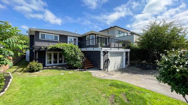 1168 Jefferson Avenue, West Vancouver, BC V7T 2A8 (#R2602275) :: Ben D'Ovidio Personal Real Estate Corporation | Sutton Centre Realty