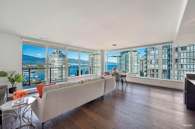 620 Cardero Street #1502, Vancouver, BC V6G 0C7 (#R2603044) :: Initia Real Estate