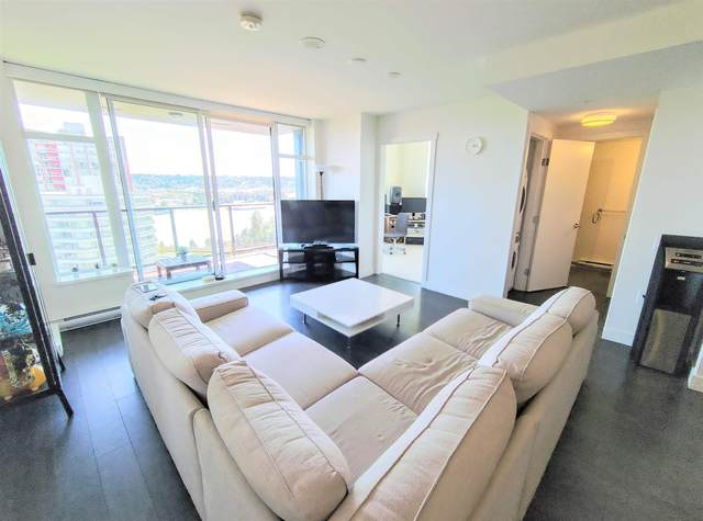 188 Agnes Street #803, New Westminster, BC V3L 0H6 (#R2603230) :: Premiere Property Marketing Team