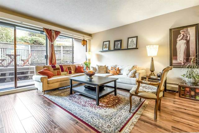 1955 Woodway Place #108, Burnaby, BC V5B 4S5 (#R2605878) :: Premiere Property Marketing Team