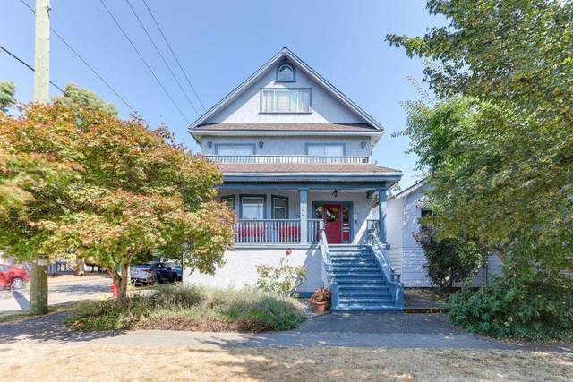 6106 Chester Street, Vancouver, BC V5W 3C1 (#R2606093) :: Ben D'Ovidio Personal Real Estate Corporation | Sutton Centre Realty