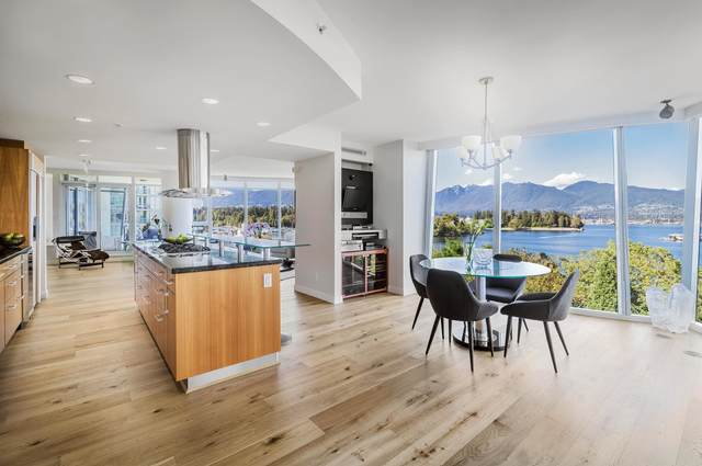 1281 W Cordova Street #701, Vancouver, BC V6C 3R5 (#R2617615) :: 604 Realty Group