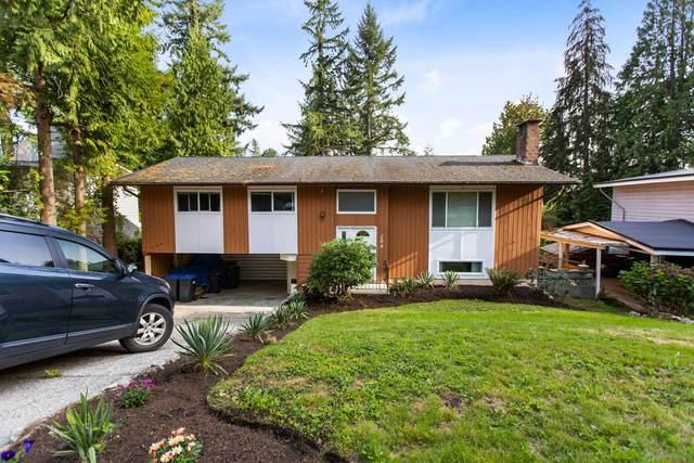 284 Harvard Drive, Port Moody, BC V3H 1S8 (#R2619491) :: 604 Home Group