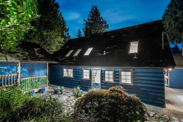 4726 Marine Drive, West Vancouver, BC V7W 2P2 (#R2619759) :: 604 Home Group