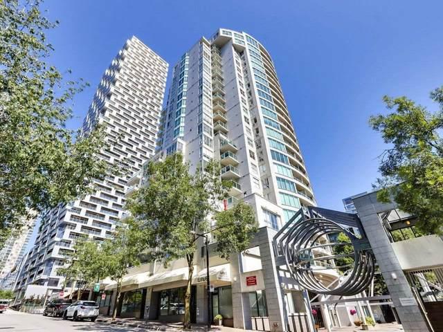 1500 Howe Street #1810, Vancouver, BC V6Z 2N1 (#R2619778) :: MC Real Estate Group