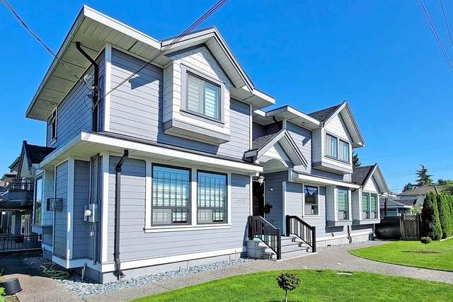 6628 Griffiths Avenue, Burnaby, BC V5E 2X3 (#R2621226) :: 604 Home Group