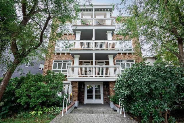 2036 York Avenue #404, Vancouver, BC V6J 1E6 (#R2624631) :: MC Real Estate Group