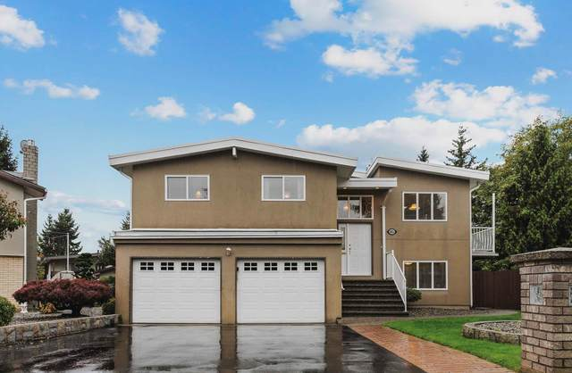 885 Everett Crescent, Burnaby, BC V5A 2N3 (#R2626755) :: 604 Home Group