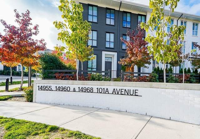 14968 101A Avenue #218, Surrey, BC V3R 0E8 (#R2627017) :: 604 Realty Group