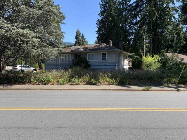 2690 Edgemont Boulevard, North Vancouver, BC V7R 2M8 (#R2628011) :: Initia Real Estate