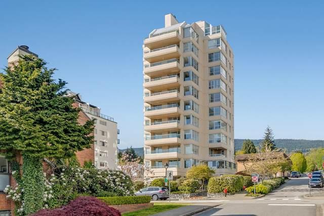 1819 Bellevue Avenue #600, West Vancouver, BC V7V 1B2 (#R2628098) :: Initia Real Estate