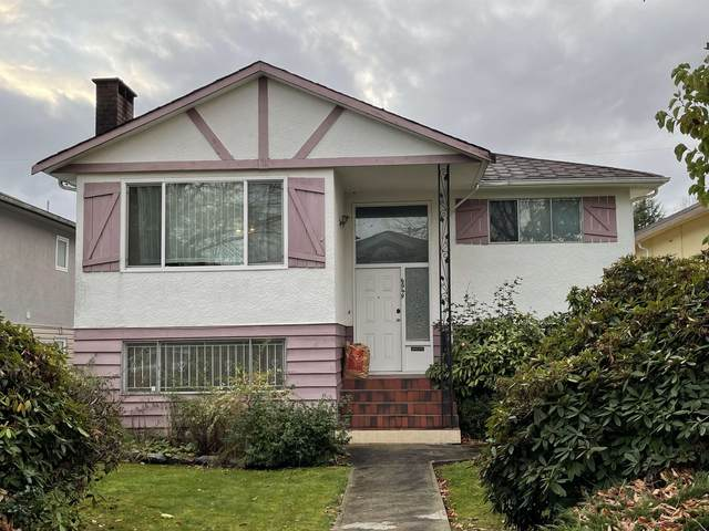6049 Lanark Street, Vancouver, BC V5P 2Y7 (#R2629011) :: 604 Home Group