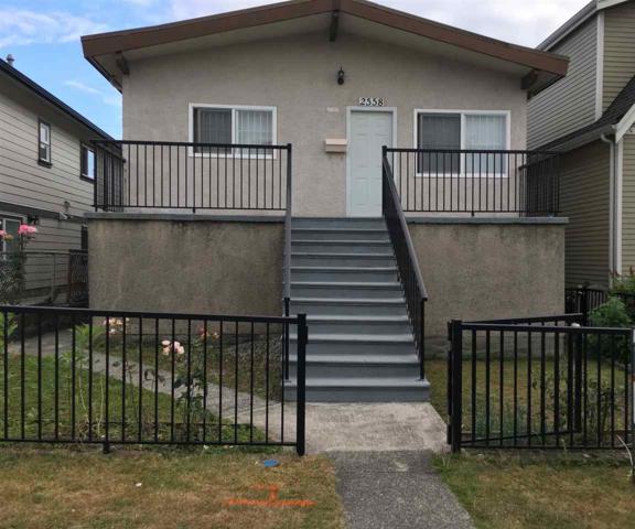 2558 Turner Street, Vancouver, BC V5K 2E8 (#R2290288) :: West One Real Estate Team