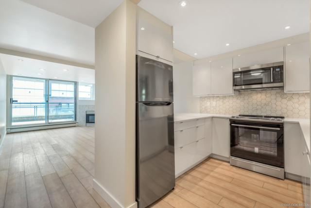 555 Abbott Street #313, Vancouver, BC V6B 6B8 (#R2297906) :: Simon King Real Estate Group