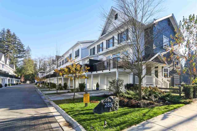288 171 Street #5, Surrey, BC V3S 9P4 (#R2323579) :: West One Real Estate Team